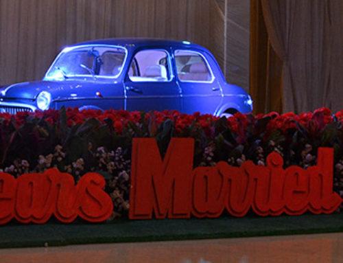 Blue Sapphire Wedding
